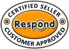 Respond Certified Seller Customer Approved